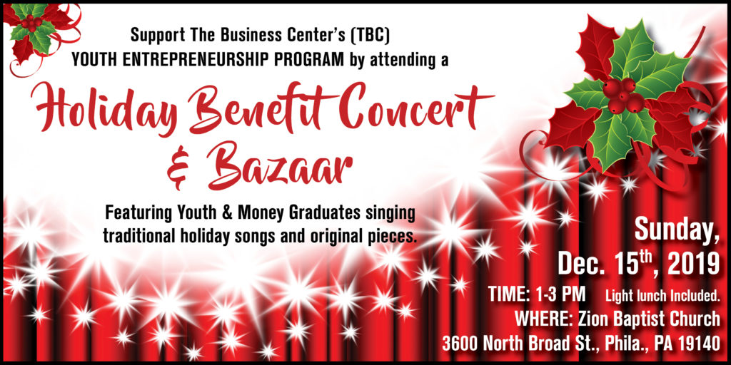 TBC Holiday Concert 2019