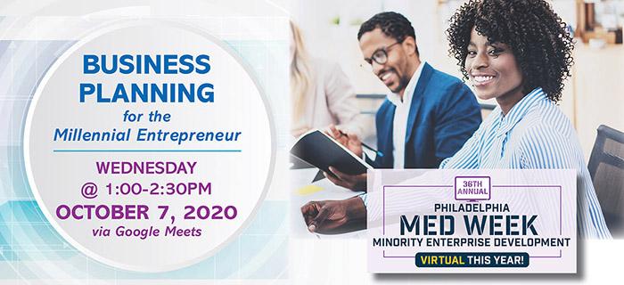 Business Planning for Millennials