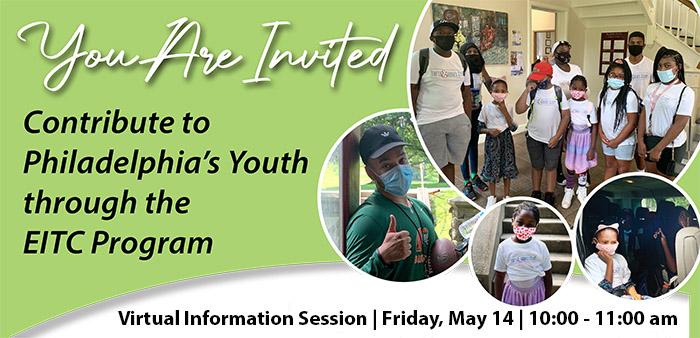 Contribute to Philadelphia's Youth through the EITC Program