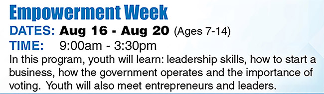 Empowerment Week
